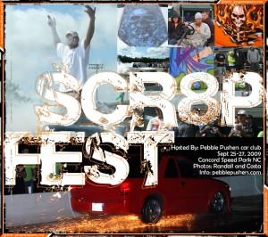 Scr8pfest 2009