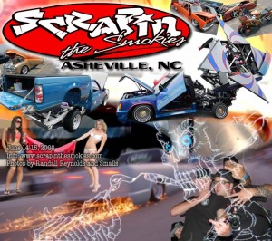 Scrapin' the Smokies 2007