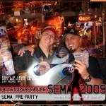 SEMA 2009 Pre-Party