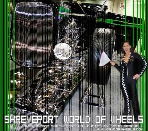 Shreveport World of Wheels 2007