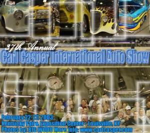 37th Annual Carl Casper International Auto Show