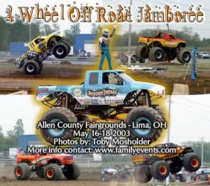 4 Wheel Off Road Jamboree 2003
