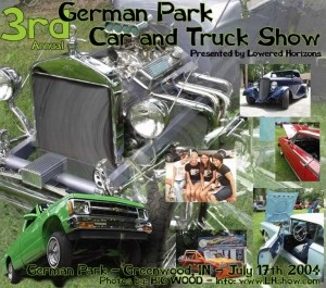 German Park Car and Truck Show 2004