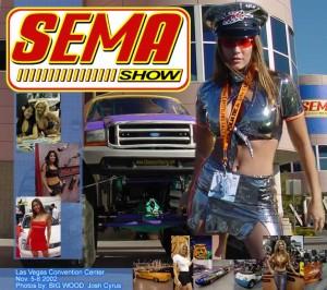 SEMA Show 2002