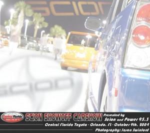 Scion Showoff Car Show 2004