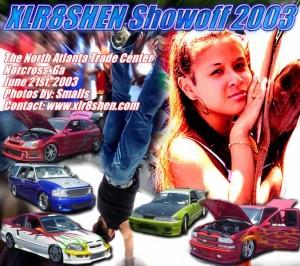 XLR8SHEN Showoff 2003