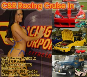 C&R Racing Cruise In 2003