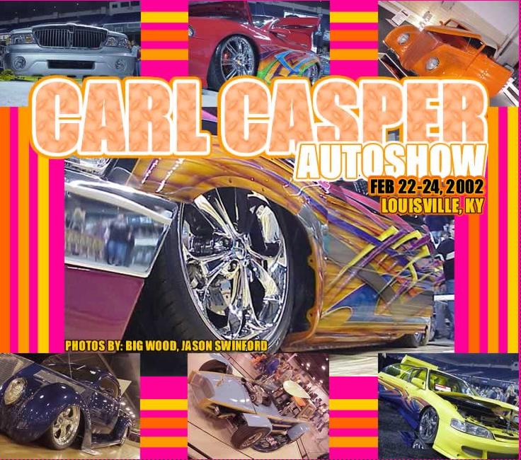Carl Casper Auto Show Gauge Magazine - Car show louisville ky
