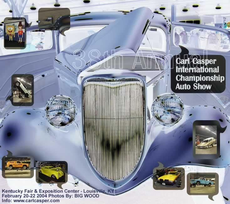 Carl Casper Auto Show Gauge Magazine - Carl casper car show 2018 louisville ky