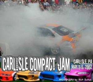 Carlisle Compact Jam 2002