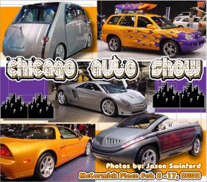 Chicago Auto Show 2002