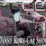 Danny Rowe Show 2002