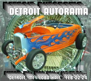 Detroit Autorama 2002