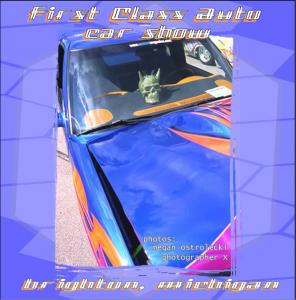 First Class Auto Car Show 2002