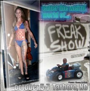 Freak Show 2002