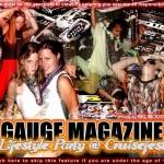 Gauge Magazine Lifestyle Party 2003