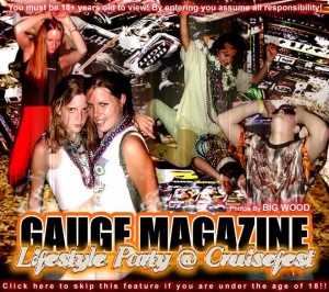 Gauge Magazine Lifestyle Party 2003