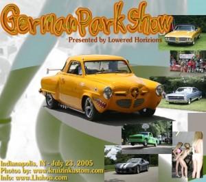 German Park Show 2005