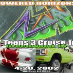 Lowered Horizon Cruise In 2002