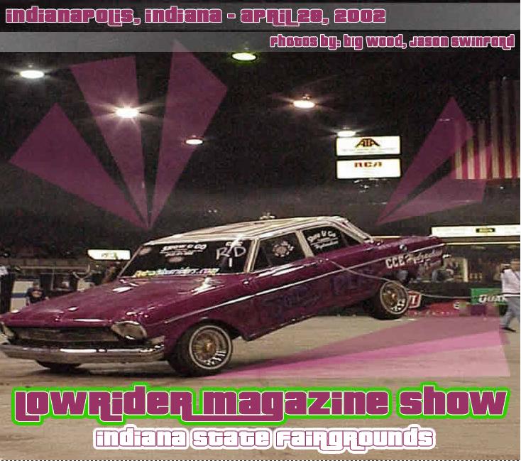 Lowrider Magazine Show Gauge Magazine - Lowrider magazine car show