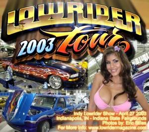 Lowrider Tour 2003