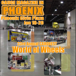 Phoenix World of Wheels 2002