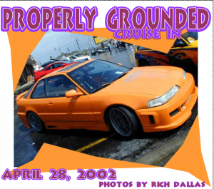 Properly Grounded Cruise In 2002