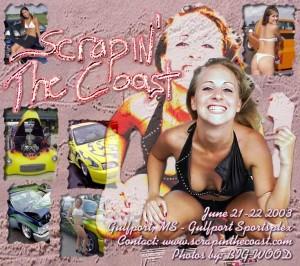 Scrapin' the Coast 2003