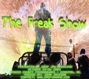 The Freak Show 2003