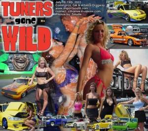 Tuners Gone Wild 2003
