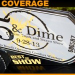 5 & Dime Car Show and IASCA Indiana State Finals 2014
