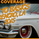 Back to Basics 2015