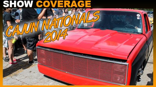 Cajun Nationals Car Show