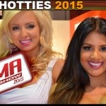 Hotties of SEMA 2015