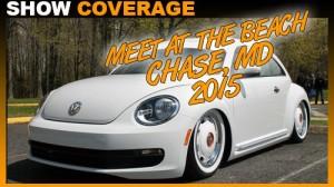 Meet at the Beach Car and Truck Show 2015