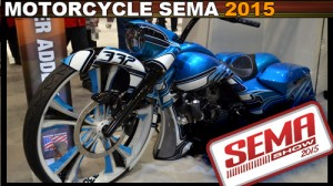 Motorcycles at SEMA 2015