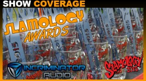 Slamology Awards Ceremony 2015