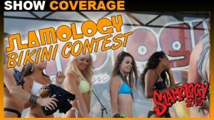 Slamology 2015 Bikini Contest
