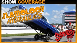 Slamology Hydraulic Demonstration 2015