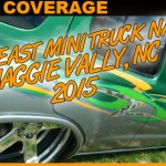 Southeast Mini Truck Nationals 2015