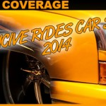 Spencive Rydes Car show 2014