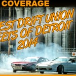 Midwest Drift Union Streets of Detroit 2014