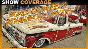 World of Wheels Indianapolis 2015