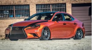 2014 Lexus IS FSport owned by Paul Tolson