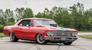1970 Chevy Chevelle owned by Tom Mullany