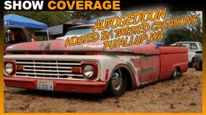 Autogeddon Car Show 2015