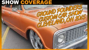 Ground Pounder Custom Car Show 2015