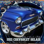 1955 Chevrolet Bel Air Lowered