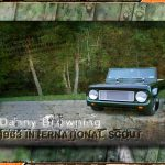 1963 International Scout Custom