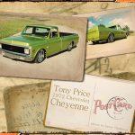 1972 Chevrolet Cheyenne on Air